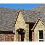 GAF Timberline HD high profile z ridge weathered wood