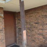 Norman Door Before